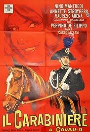Il carabiniere a cavallo Poster