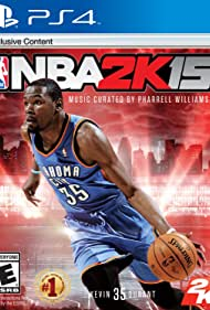 Kevin Durant in NBA 2k15 (2014)