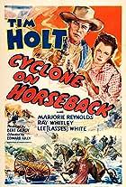 Cyclone on Horseback