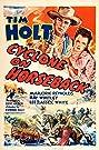 Cyclone on Horseback (1941) Poster