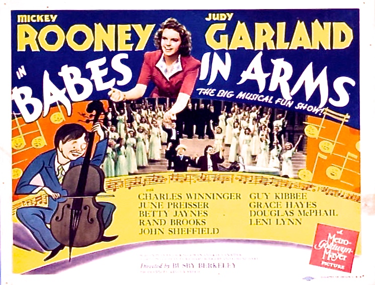 Image result for Babes in Arms (1939)