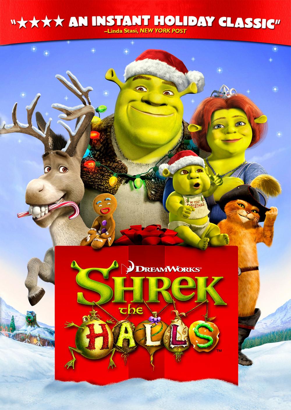 Shrek Christmas.Shrek The Halls Tv Short 2007 Imdb