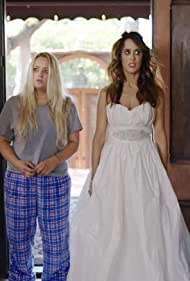Lucy Davis and Kimberly Aboltin in Kick