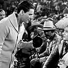Errol Flynn, William Frawley, and Alexis Smith in Gentleman Jim (1942)