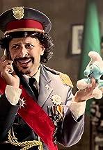 Kadaffi Goes Hollywood