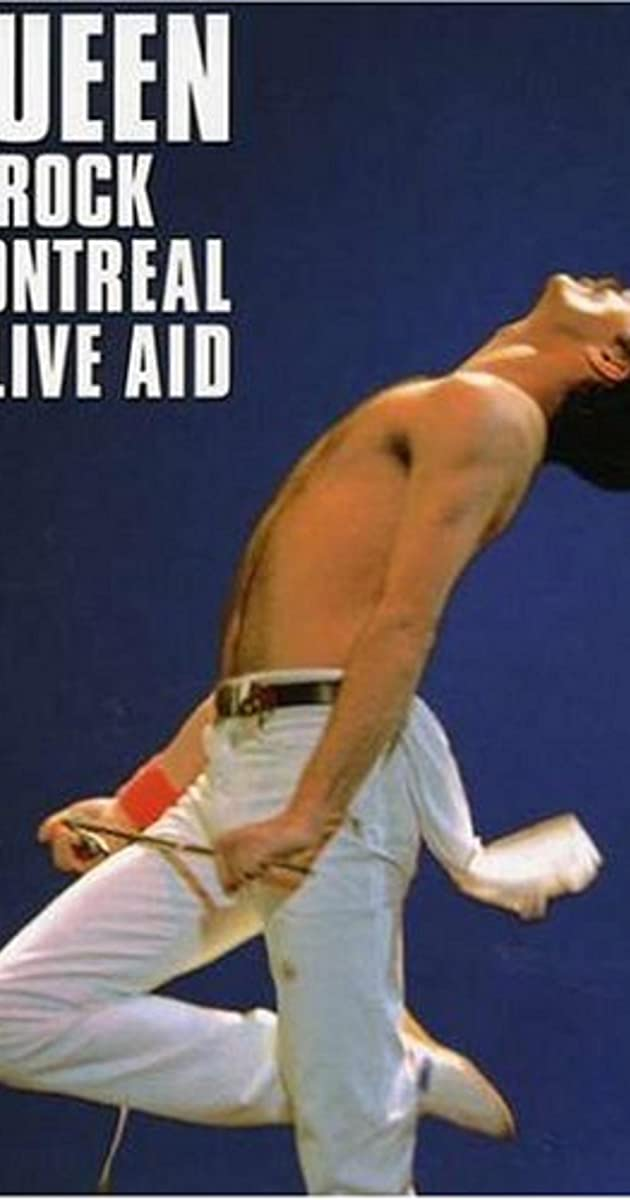 Subtitle of Queen Rock Montreal & Live Aid