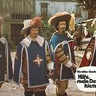 Jean-Guy Fechner, Gérard Filipelli, Gérard Rinaldi, and Jean Sarrus in Les Charlots en folie: À nous quatre Cardinal! (1974)