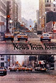 News from Home (1977) Poster - Movie Forum, Cast, Reviews