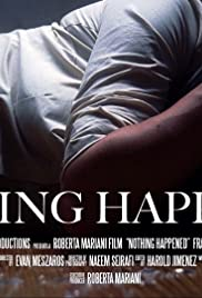 Nothing Happened Poster
