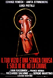 Your Vice Is a Locked Room and Only I Have the Key (1972) Poster - Movie Forum, Cast, Reviews