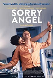 Sorry Angel Poster