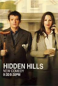 Paula Marshall and Louis Ferreira in Hidden Hills (2002)