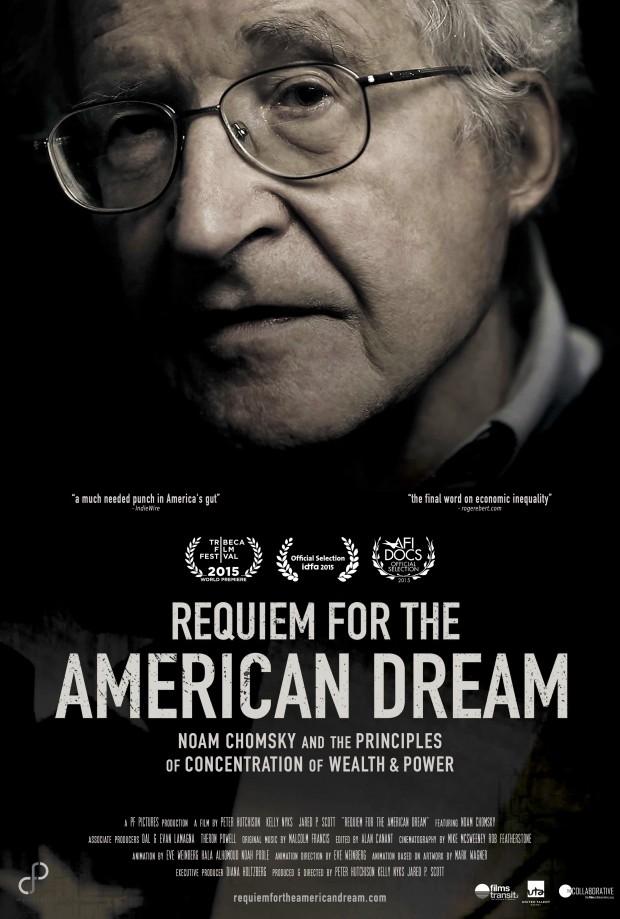 Requiem for the American Dream (2015) WEBRip 720p