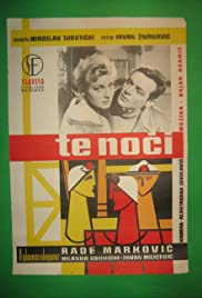 Te noci Poster