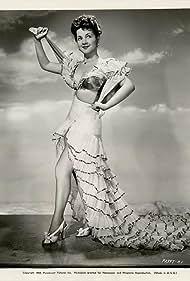 Olga San Juan in Caribbean Romance (1943)