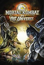 Mortal Kombat vs. DC Universe(2008) Poster - Movie Forum, Cast, Reviews