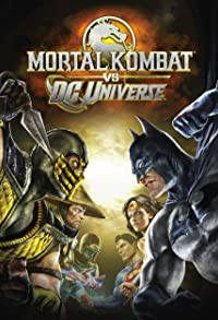 Primary photo for Mortal Kombat vs. DC Universe