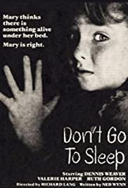 Don't Go to Sleep Poster