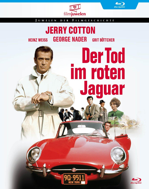 Der Tod im roten Jaguar (1968)
