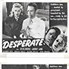 Steve Brodie, Teddy Infuhr, and Audrey Long in Desperate (1947)