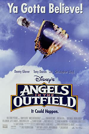 Angels in the Outfield Poster Image
