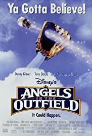 Angels in the Outfield(1994) Poster - Movie Forum, Cast, Reviews