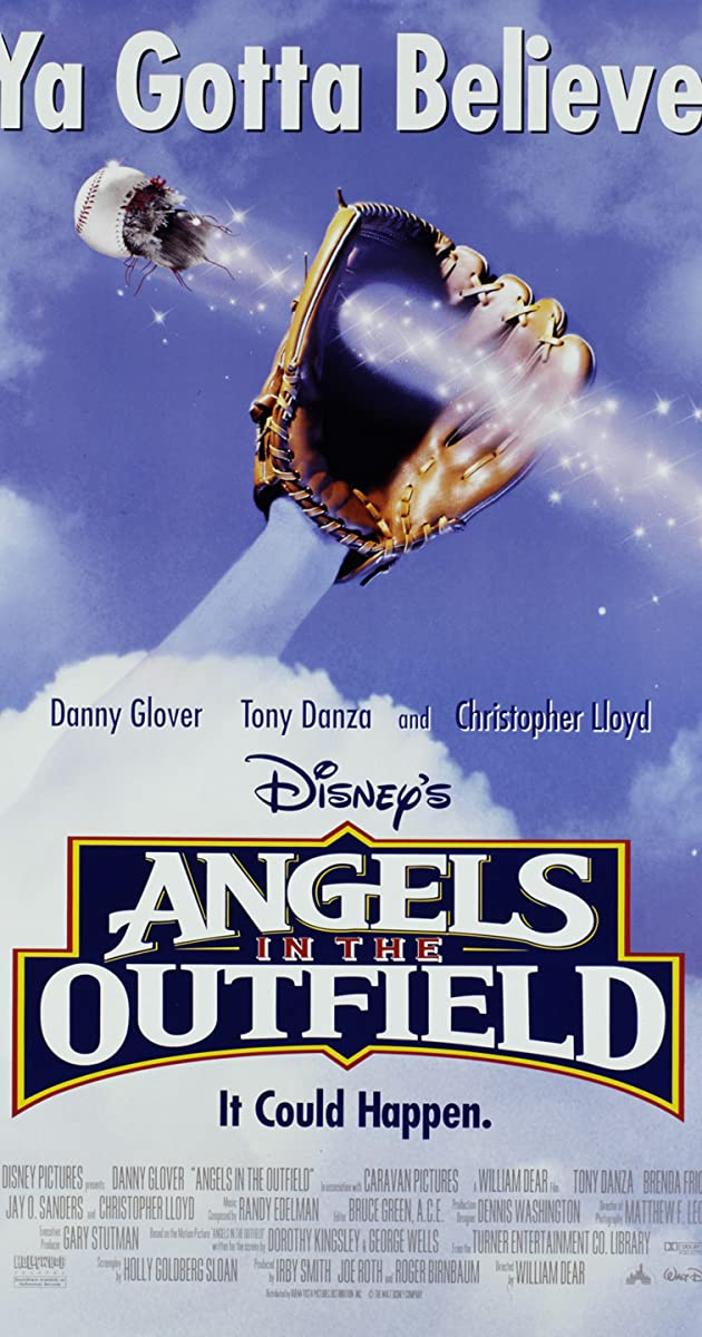 Angels In The Outfield 1994 Imdb