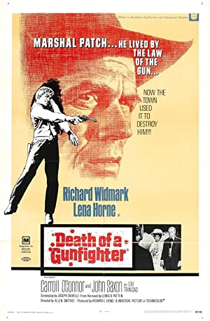 Death Of A Gunfighter (1969) [1080p] [BluRay] [YTS MX]