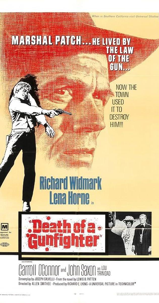 Watch Full HD Movie Death of a Gunfighter (1969)