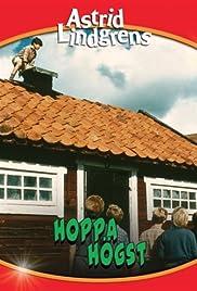 Hoppa högst Poster