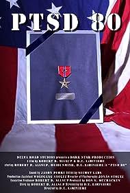 Robert D. Allsup, Jonas Stoltz, Don V. McCracken, D.E. LaRiviere, Heidi Smith, and Johnny Le in PTSD 80 (2017)