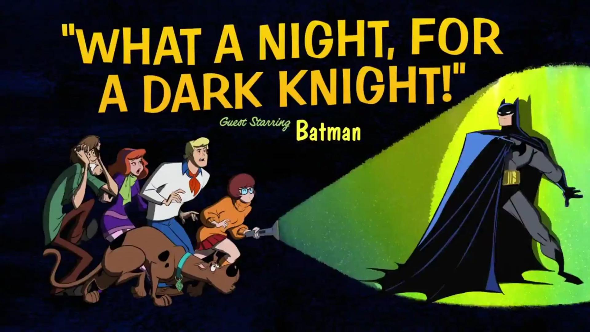 What a Night for a Dark Knight! (2019)