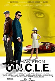The Man from U.N.C.L.E.: A Man of Extraordinary Talents Poster