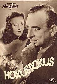 Hokuspokus(1953) Poster - Movie Forum, Cast, Reviews