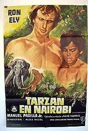 Tarzan and the Perils of Charity Jones Poster