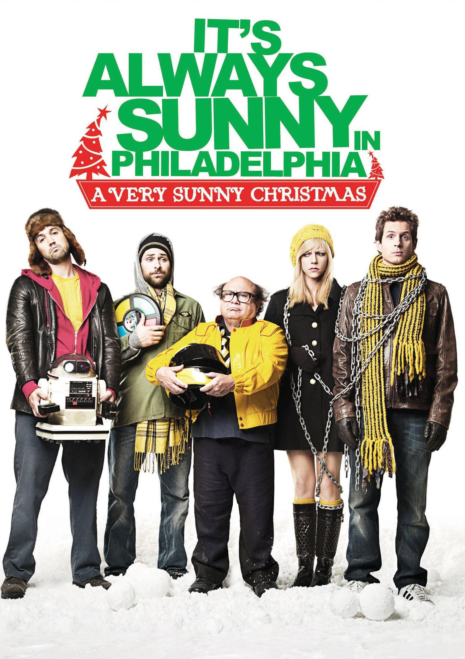 Its Always Sunny Christmas.It S Always Sunny In Philadelphia A Very Sunny Christmas