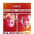Daniela Bobadilla and Daniel Amerman in Face 2 Face (2016)