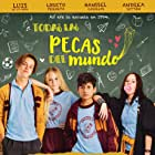 Loreto Peralta, Andrea Sutton, Luis de La Rosa, and Hanssel Casillas in Todas las pecas del mundo (2019)