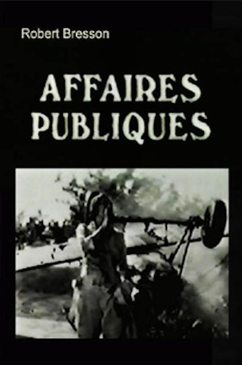 Affaires publiques (1934)