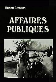 Public Affairs Poster