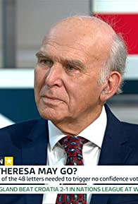 Primary photo for Vince Cable