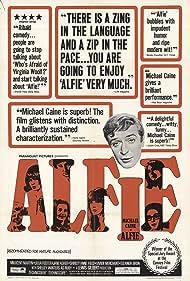 Michael Caine in Alfie (1966)