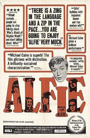 Alfie Poster Image