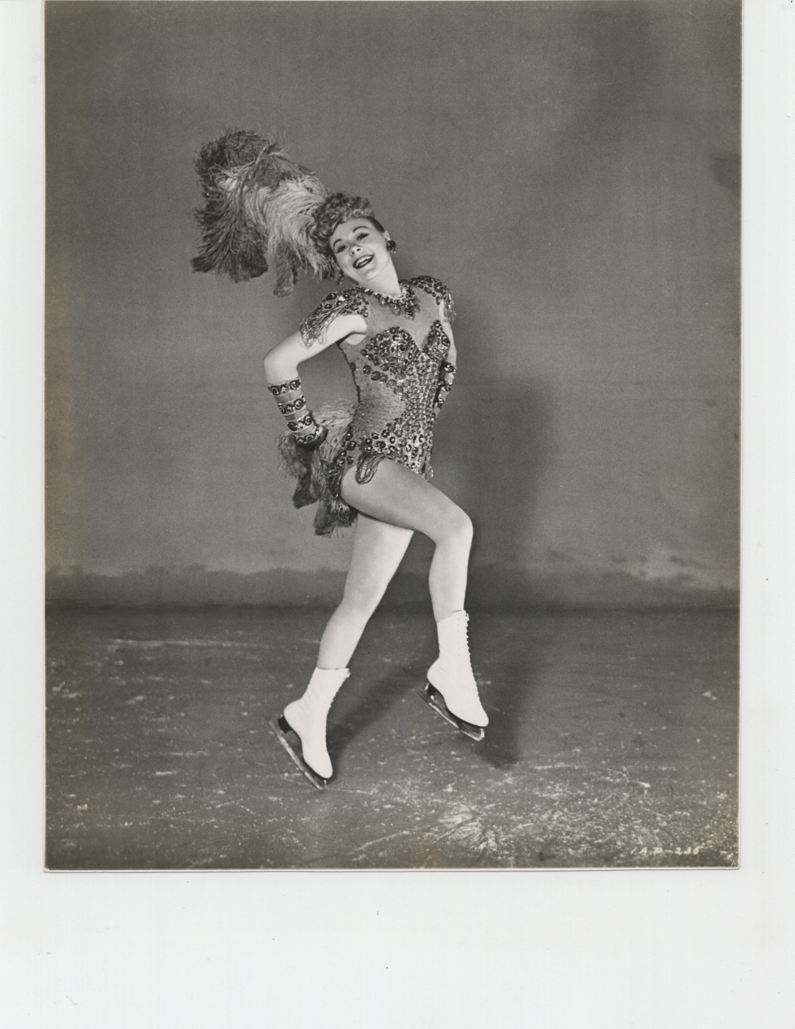 Sonja Henie in It's a Pleasure (1945)