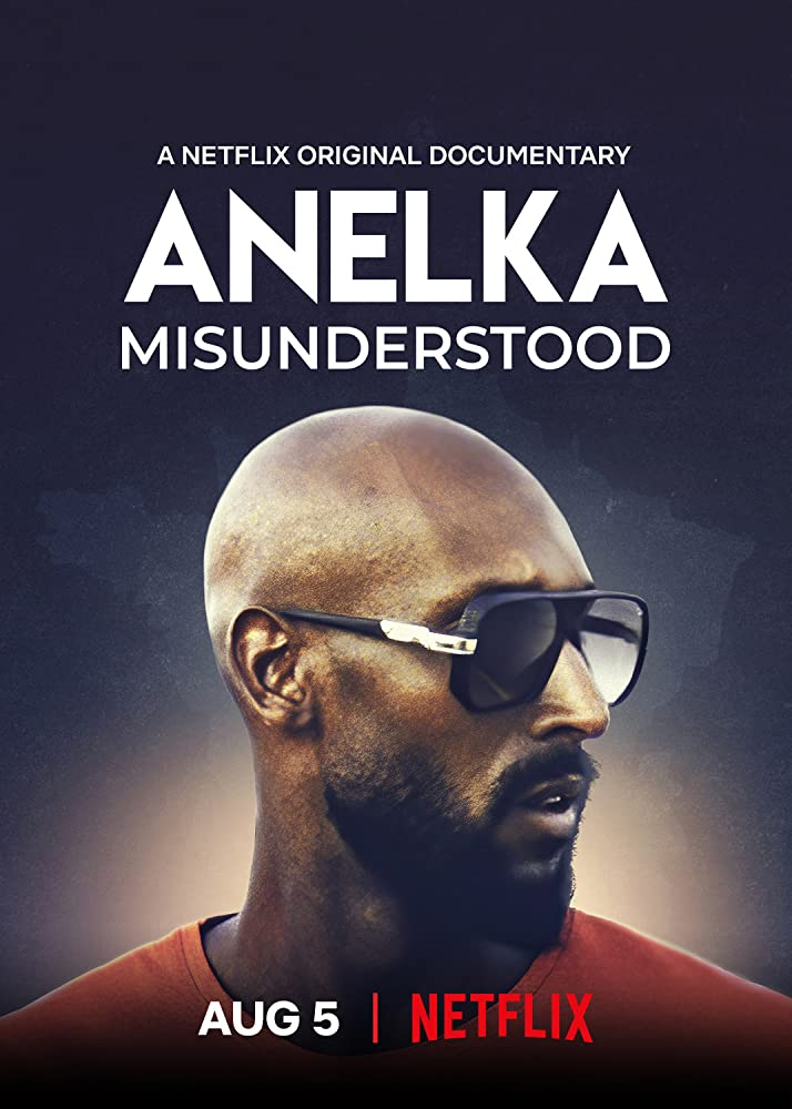 Anelka: Misunderstood trailer netflix poster l'incompris