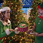 Brielle Carter and Austin Janowsky in Elfette Saves Christmas (2019)