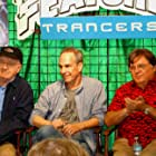 C. Courtney Joyner, Danny Bilson, and Richard Herd at an event for Trancers III (1992)