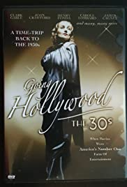 Going Hollywood: The '30s Poster