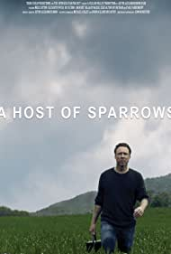 Jim Krut, Douglas Cathro, Mike Sutton, Hillary Mazer, Elizabeth Wyld, and Joy Nathan in A Host of Sparrows (2018)