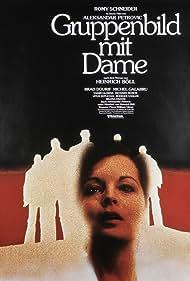 Romy Schneider in Gruppenbild mit Dame (1977)